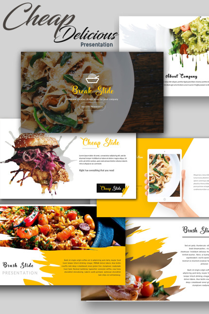 Cafe and Restaurant website inspirations at your coffee break? Browse for more Vendors #templates! // Regular price: $17 // Sources available: #Cafe and Restaurant #Vendors