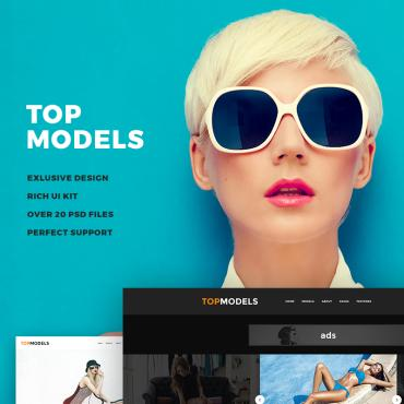 Website Template # 67708