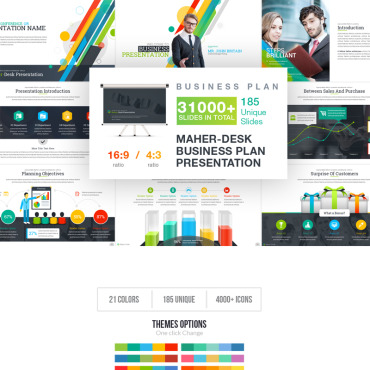PowerPoint Template # 67731