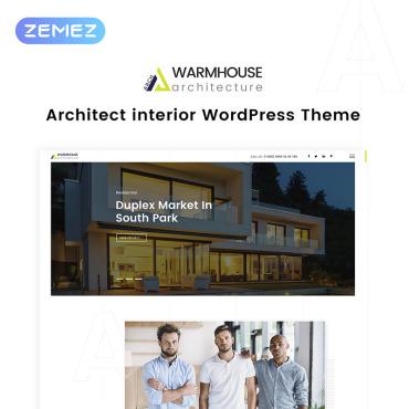 WordPress Theme # 67863