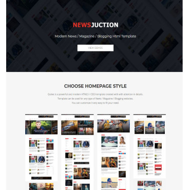 Website Template # 67871