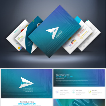 PowerPoint Template # 67872