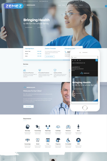 Medical Most Popular website inspirations at your coffee break? Browse for more Vendors #templates! // Regular price: $75 // Sources available: #Medical #Most Popular #Vendors