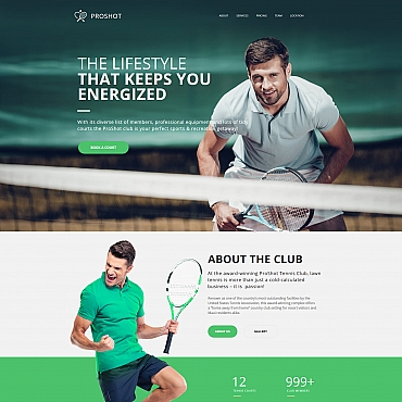 Moto CMS HTML Template # 68017