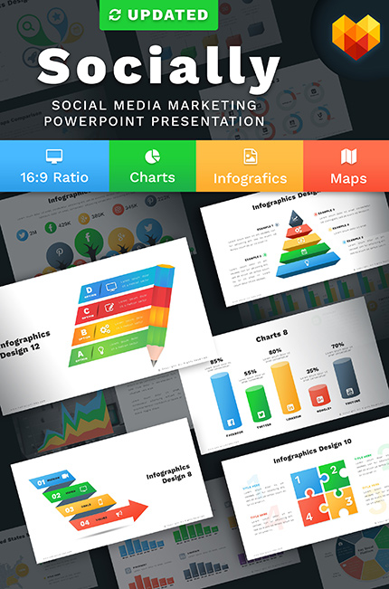 Business website inspirations at your coffee break? Browse for more MotoCMS Powerpoint #templates! // Regular price: $19 // Sources available:.PPTX, .PPT #Business #MotoCMS Powerpoint