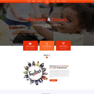 Unbounce Template # 68053