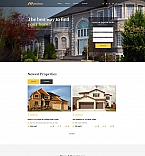 Real Estate Landing Page Template
