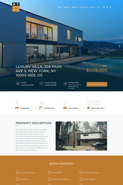 Real Estate Most Popular website inspirations at your coffee break? Browse for more Vendors #templates! // Regular price: $69 // Sources available: #Real Estate #Most Popular #Vendors