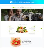Template 68507 Landing Page Templates