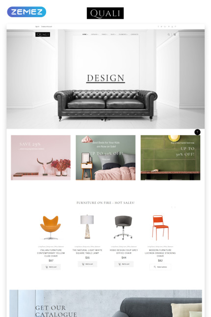 Interior & Furniture Most Popular website inspirations at your coffee break? Browse for more Vendors #templates! // Regular price: $75 // Sources available: #Interior & Furniture #Most Popular #Vendors