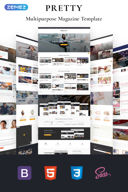 Media website inspirations at your coffee break? Browse for more Vendors #templates! // Regular price: $75 // Sources available: #Media #Vendors