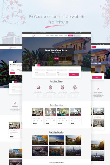 Real Estate Most Popular website inspirations at your coffee break? Browse for more Vendors #templates! // Regular price: $85 // Sources available: #Real Estate #Most Popular #Vendors