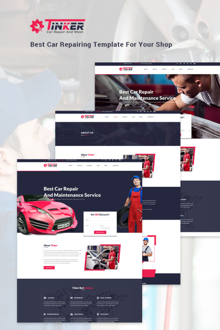 Car website inspirations at your coffee break? Browse for more Vendors #templates! // Regular price: $85 // Sources available: #Car #Vendors
