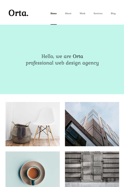 Art & Photography website inspirations at your coffee break? Browse for more Vendors #templates! // Regular price: $85 // Sources available: #Art & Photography #Vendors