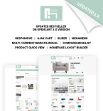 Download Template Monster OpenCart Template 69322
