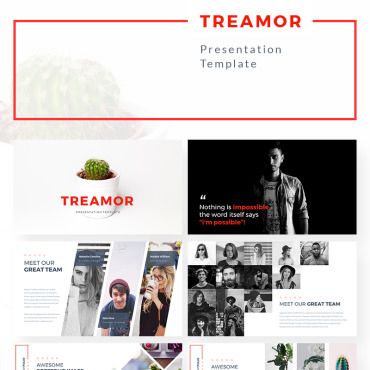 PowerPoint Template # 69367