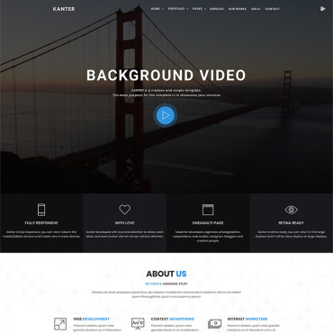 WordPress Theme # 69402