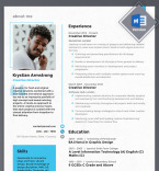 Template 69454 Resume Templates