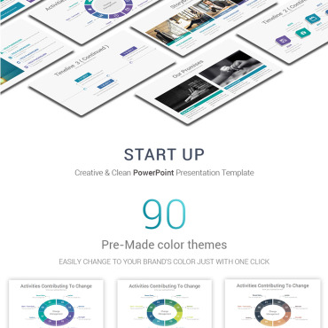 PowerPoint Template # 69469