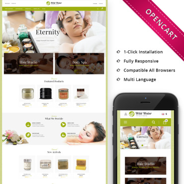 OpenCart Template # 69478