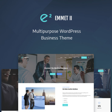 WordPress Theme # 69494