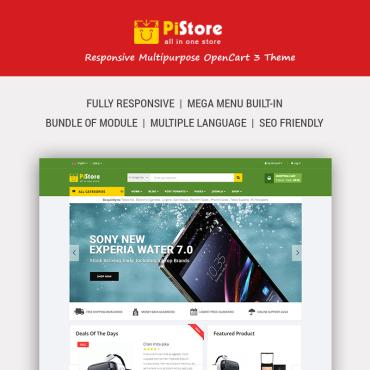 OpenCart Template # 69541