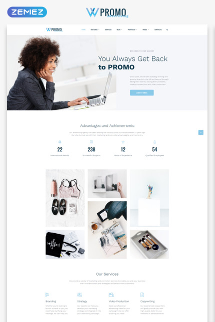 Business Most Popular website inspirations at your coffee break? Browse for more Vendors #templates! // Regular price: $72 // Sources available: #Business #Most Popular #Vendors