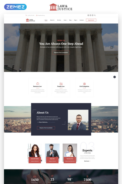 Law Most Popular website inspirations at your coffee break? Browse for more Vendors #templates! // Regular price: $72 // Sources available: #Law #Most Popular #Vendors