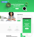 Startup Business Vendors Template