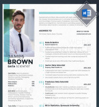 Template 69714 Resume Templates