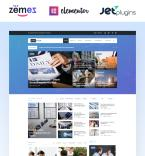 News Blog Vendors Template