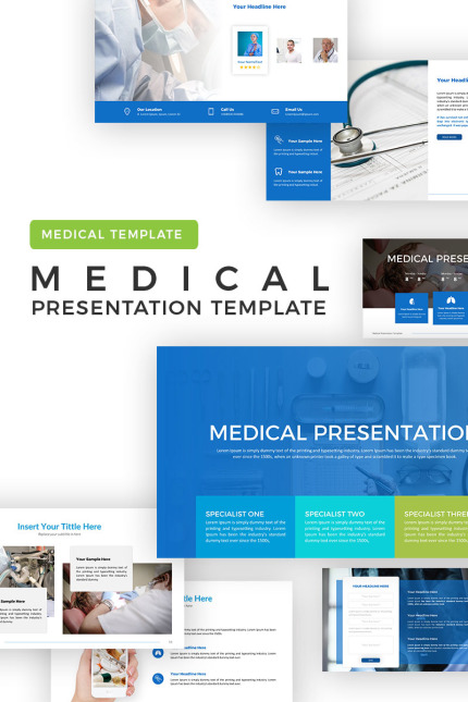 Medical website inspirations at your coffee break? Browse for more Vendors #templates! // Regular price: $20 // Sources available: #Medical #Vendors