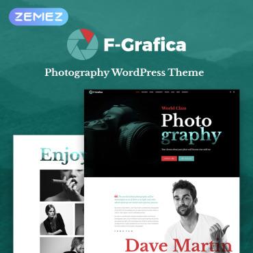 WordPress Theme # 70012