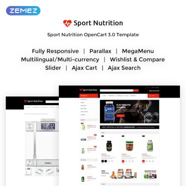 OpenCart Template # 70072