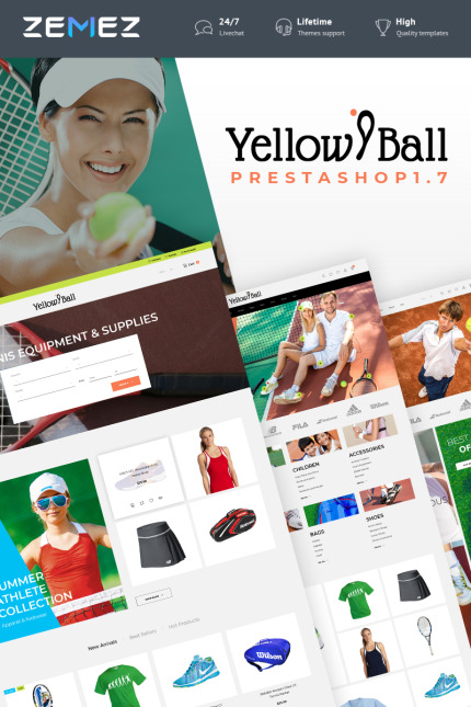 Sport website inspirations at your coffee break? Browse for more Vendors #templates! // Regular price: $139 // Sources available: #Sport #Vendors