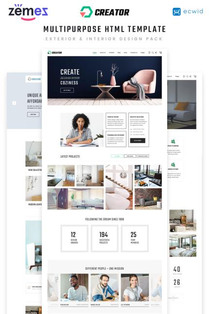 Interior & Furniture Most Popular website inspirations at your coffee break? Browse for more Vendors #templates! // Regular price: $72 // Sources available: #Interior & Furniture #Most Popular #Vendors
