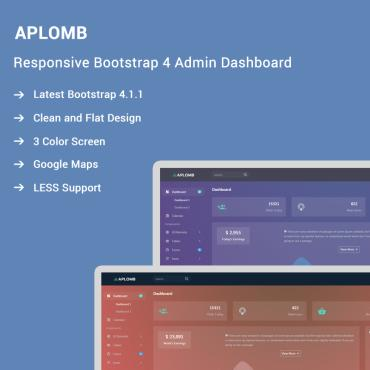 Admin Template # 70559