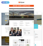 Download Template Monster HTML Template 70590