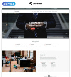 Template 70657 Landing Page Templates