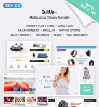 Template 70679 Shopify Themes