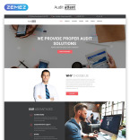Template 70680 Landing Page Templates
