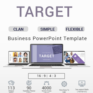 PowerPoint Template # 70683