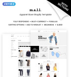 Template 70688 Shopify Themes