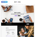 Template 70715 Landing Page Templates