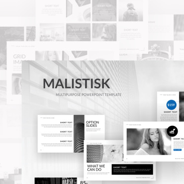 PowerPoint Template # 70725