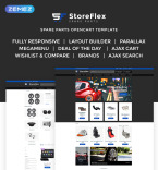 Download Template Monster OpenCart Template 70782