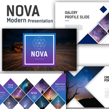 PowerPoint Template # 70819