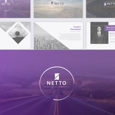 PowerPoint Template # 70834