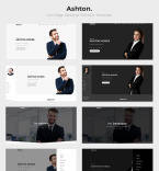 Template 70930 Landing Page Templates
