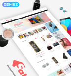 Download Template Monster Magento Theme 71020
